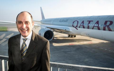 Qatar blockade bites as state airline's boss predicts a loss