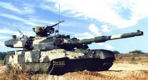 Ukrainian army to receive newest tanks and anti-tank complexes this year