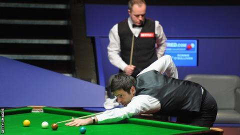 Welsh Open: Ronnie O