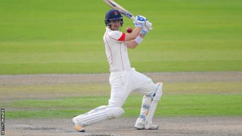 Liam Livingstone: Uncapped batsman fit for England Tests in New Zealand