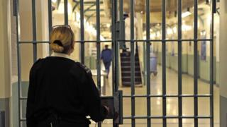 Prison violence and gangs targeted by justice secretary