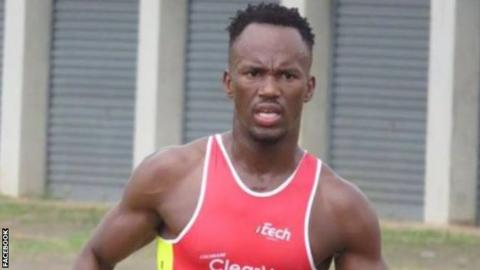 S Africa athlete 'attacked with chainsaw'