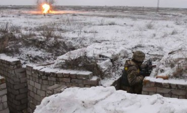 Day in Donbas: Militants used machine guns