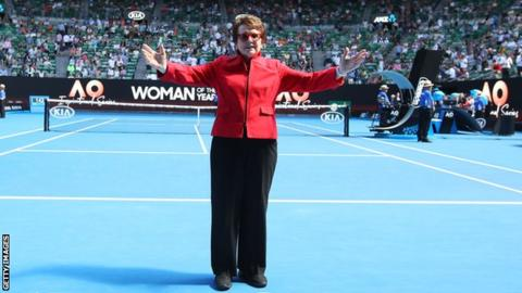Billie Jean King says men should not play five sets at Grand Slams