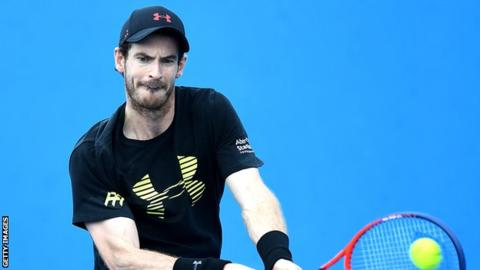 Andy Murray could make injury return at new British events in Glasgow and Loughborough