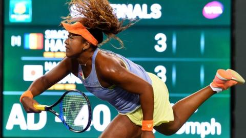 Indian Wells: Venus Williams & Simona Halep suffer shock semi-final losses