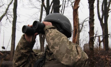 Day in Donbas: Militants opened fire once, no losses among Ukrainian military