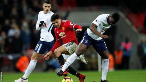 FA Cup: Man Utd face Tottenham, Chelsea play Southampton in semi-finals