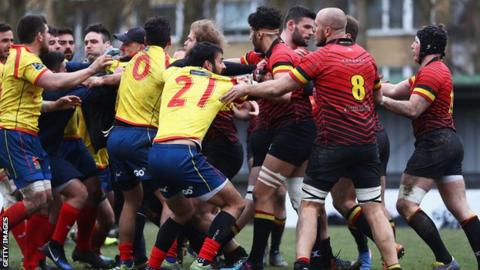 World Rugby to look at Spain