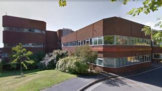 Exeter University investigates law students