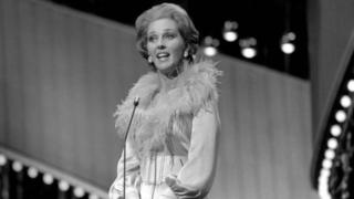 Katie Boyle: Former TV personality dies aged 91