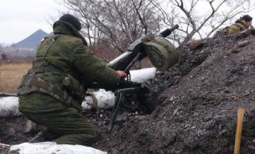 24 hours in Donbas: One Ukrainian serviceman wounded