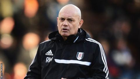 Ray Wilkins: Ex-England captain in critical condition in London hospital