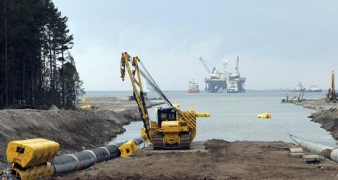German environmentalists dispute construction of Nord Stream 2 in court