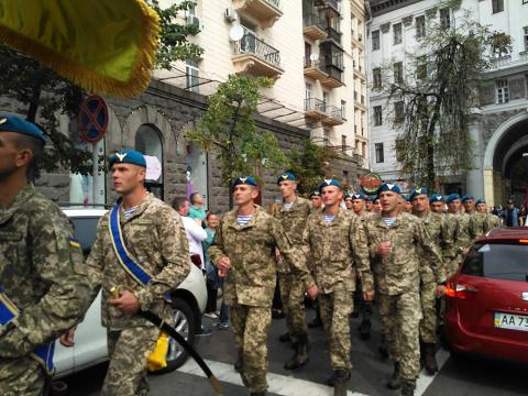 Defense Minister: Ukraine's Armed Forces have 255,000 troops