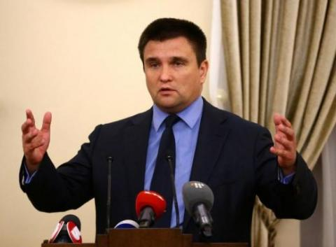 Those who talk about anti-Hungarian attitude in Ukraine should appeal to Kremlin, - Klimkin