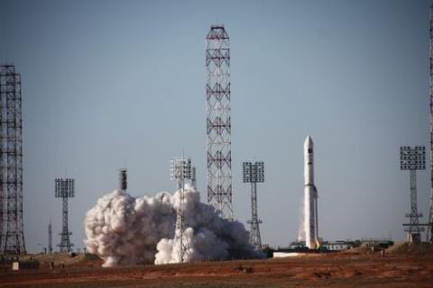 Effective funding of Ukraine's national space program stands at 35% of forecast amount