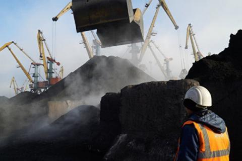 Coal stocks at Ukraine's TPPs drop by 6.5% within week