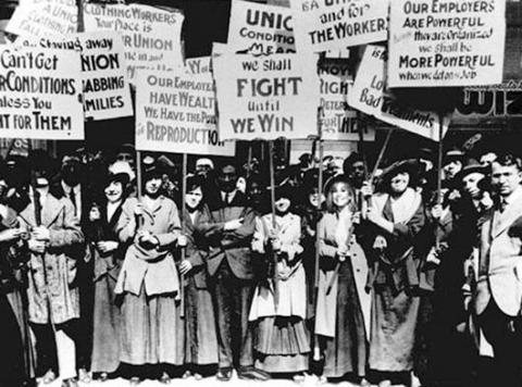 International Women's Day: History and present of March 8