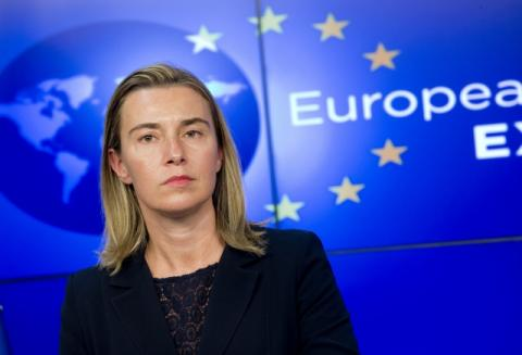 Mogherini: Ukraine should double work in field of fighting corruption