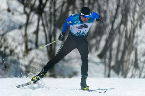 2018 Paralympics in Pyeongchang: Ukraine's cross country skier claims gold
