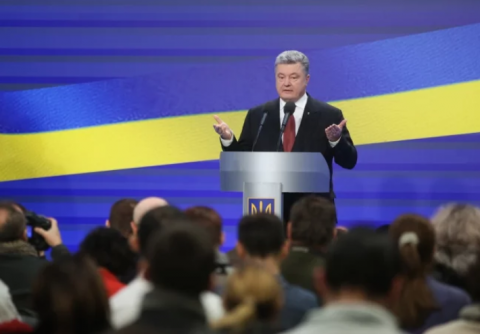 President Poroshenko opposes annulment of the third group of taxpayers using a simplified scheme