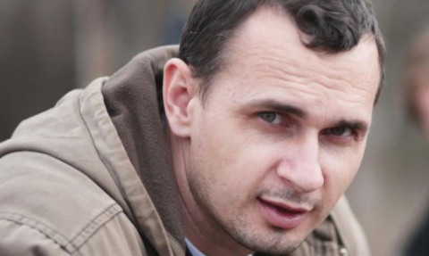 Ukrainian political prisoner Sentsov ready to seek pardon, can be exchanged for few people