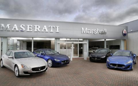 Car dealer Marshall defies wider slump in new vehicle sales