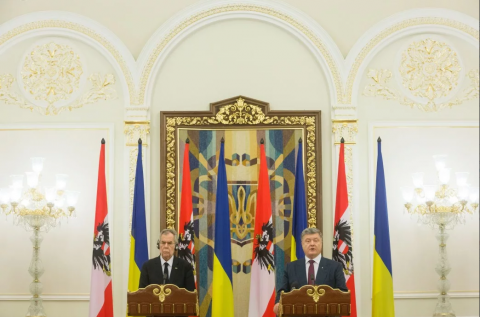Austrian President: No legal elections of Russian president possible in Crimea