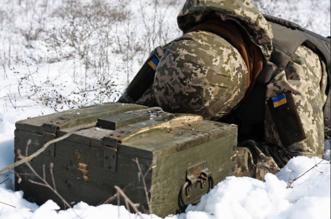 Day in Donbas: no attacks performed