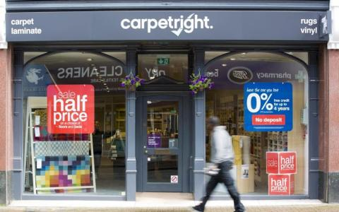 High street faces major crisis as Bargain Booze and Carpetright join emergency ward