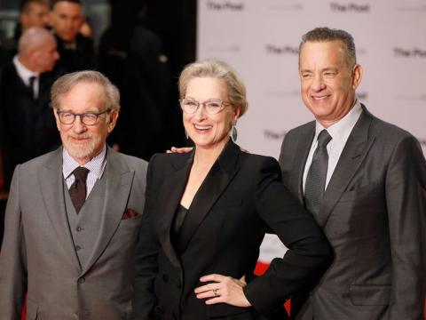Spielberg: I have 'sad, low period' after films