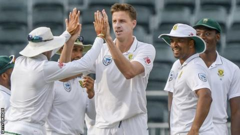 South Africa beat Australia in fourth Test to win series 3-1
