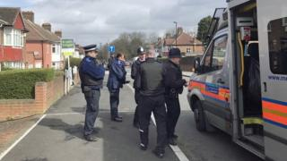 Hither Green 'burglar' stabbing: Man, 78, arrested