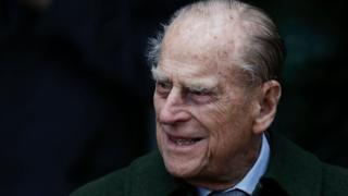Duke of Edinburgh recovering after hip replacement operation