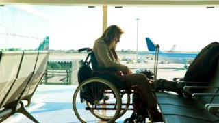Ministers outline plan for disabled people's air travel