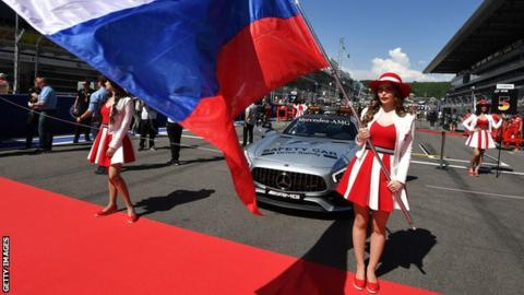 Formula 1: Russian GP wants to bring back 'grid girls' for race in September
