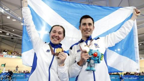 Commonwealth Games: Katie Archibald, Sarah Vasey, Tai & Evans win golds