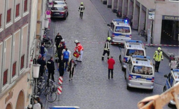 Truck drove into crowd in Germany, there are dead and wounded