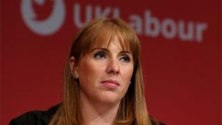 Angela Rayner 'frustrated' over Labour anti-Semitism action