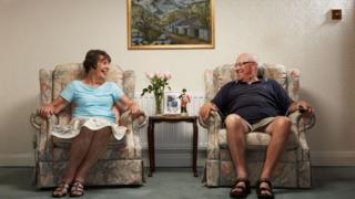 Gogglebox's June Bernicoff pens book on Leon's life