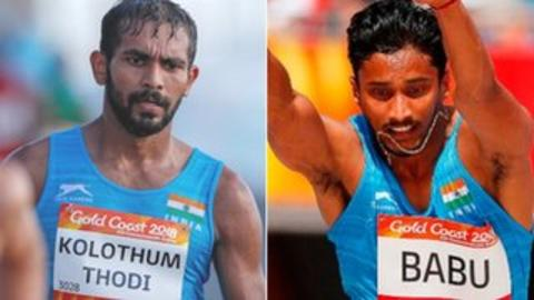 India duo sent home from Commonwealth Games