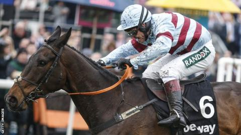 Grand National 2018: Lalor claims poignant win for Kayley Woollacott