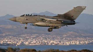 Syria air strikes: RAF used 'fire and forget' missiles to minimise risk