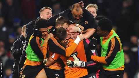 Wolves: Championship leaders promoted to Premier League after Fulham draw with Brentford