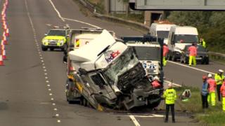 M1 minibus crash 'laid bare loophole' in licence laws