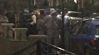London killings: Woman stabbed to death in Brixton