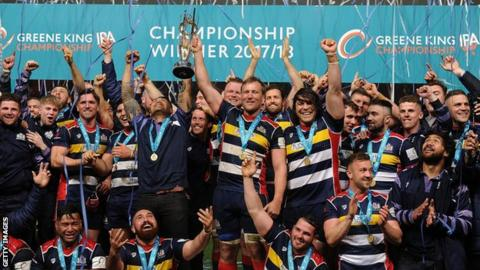 Bristol adopt Bears name and change club crest for Premiership return