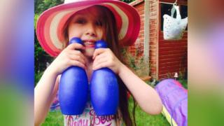 Summer Grant: Bouncy castle that killed girl not 'adequately anchored'