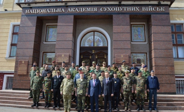 NATO Military Committee for the first time held field meeting in Ukraine